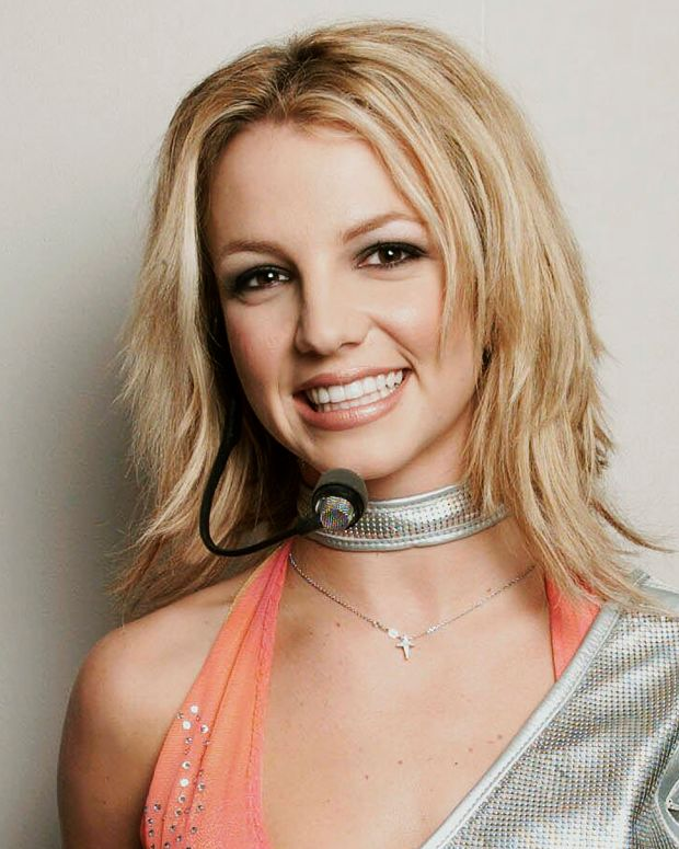 Britney Spears Young Photo
