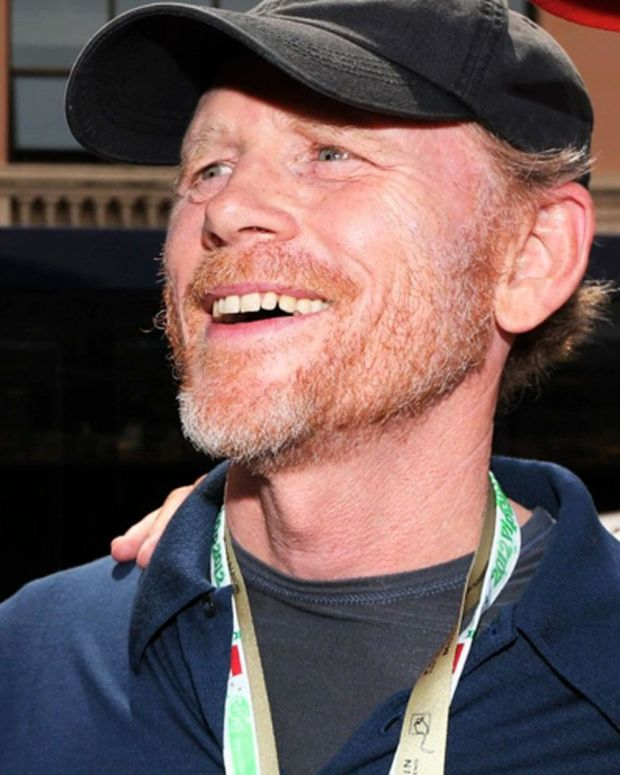 Ron Howard - Freckle-Faced Director