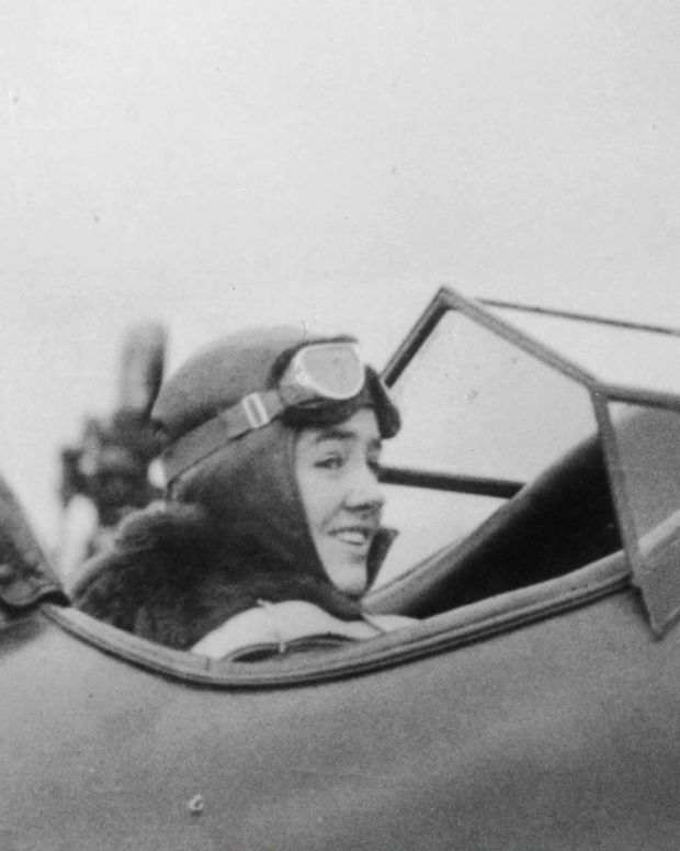 Anne Morrow Lindbergh - Author and Aviatrix