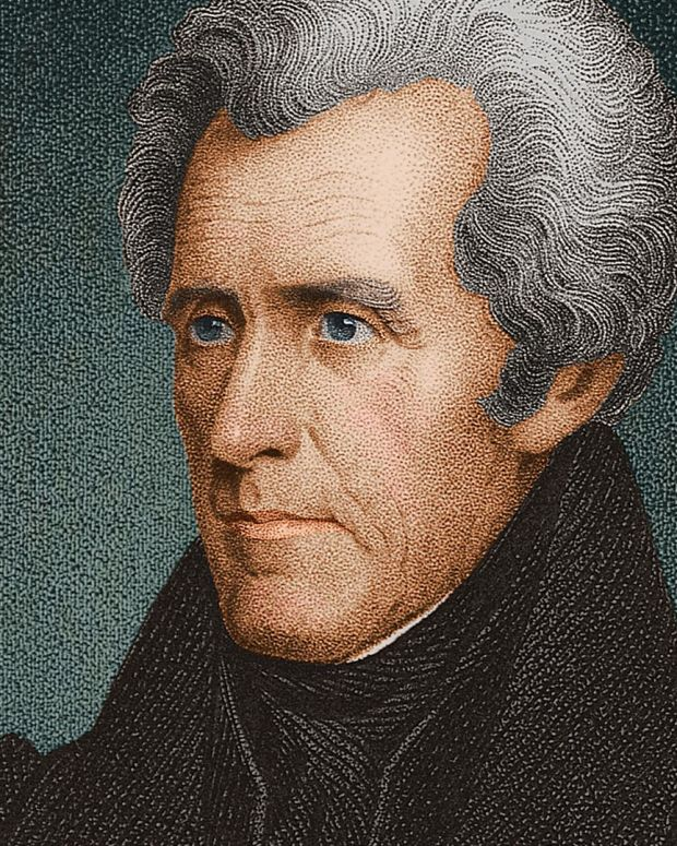 a biography of president andrew jackson Andrew jackson was born on march 15, 1767, in what is now generally   jackson, the first president to come from humble origins, built his reputation as a .