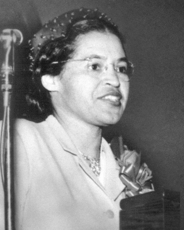 Rosa Parks – Remembered by Her Friends