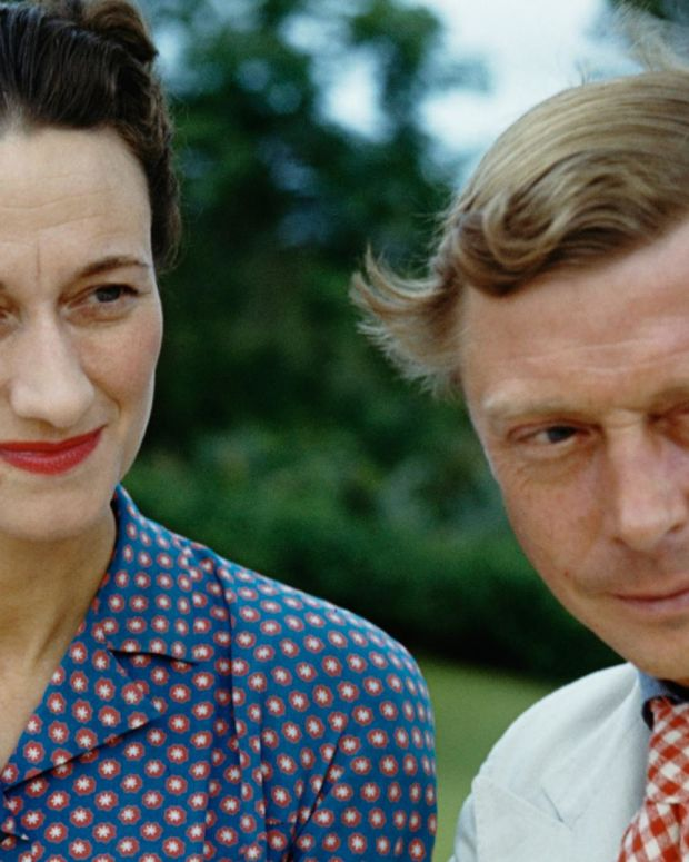 Wallis Simpson - Rule Over Prince Edward VIII