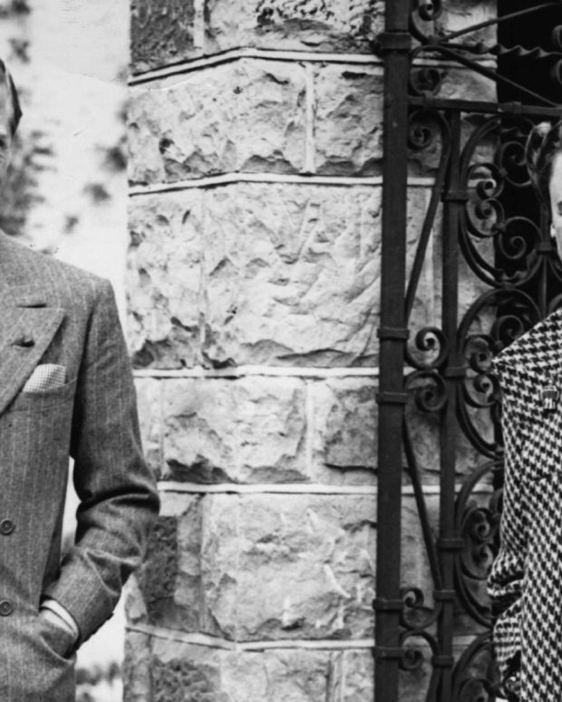 Prince Edward and Wallis Simpson - Renouncing Royalty for Romance