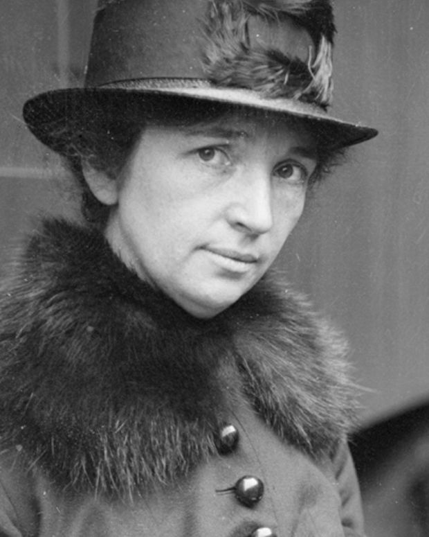 Margaret Sanger - Pioneer for Birth Control