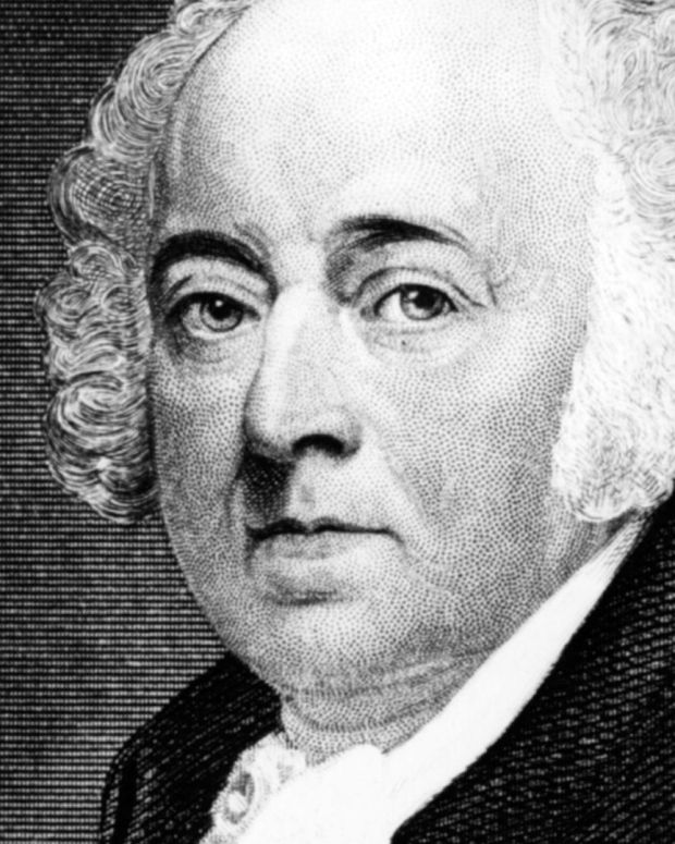 John Adams - Creation of the White House