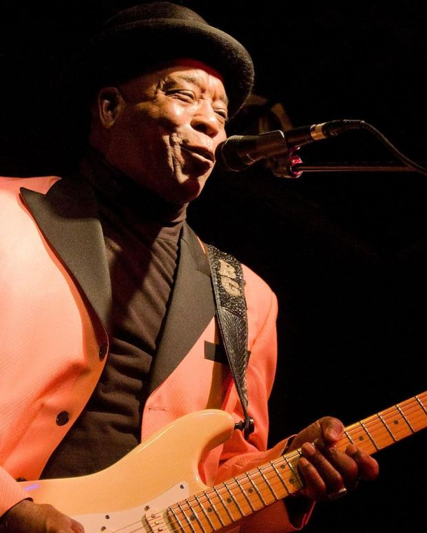 Buddy Guy On the Meaning of the Blues