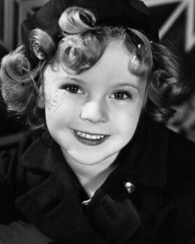Shirley Temple - Child Star
