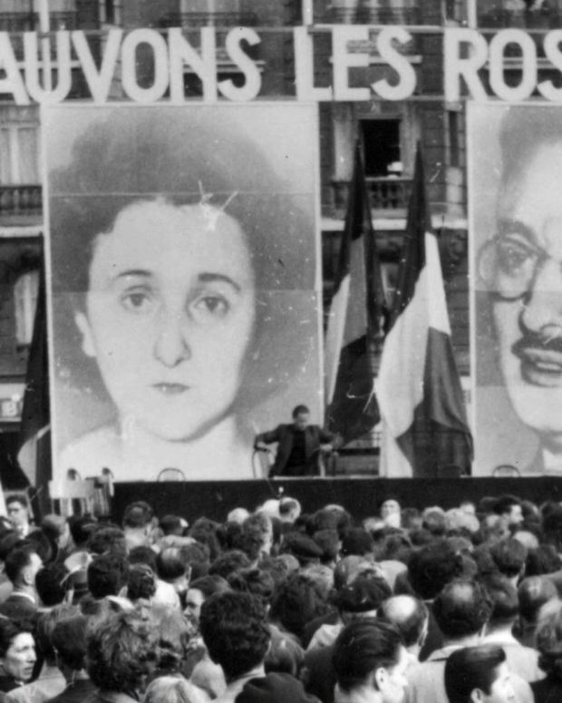 Ethel and Julius Rosenberg - Soviet Spies