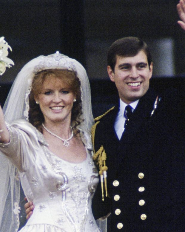 Sarah Ferguson - Royal Wedding
