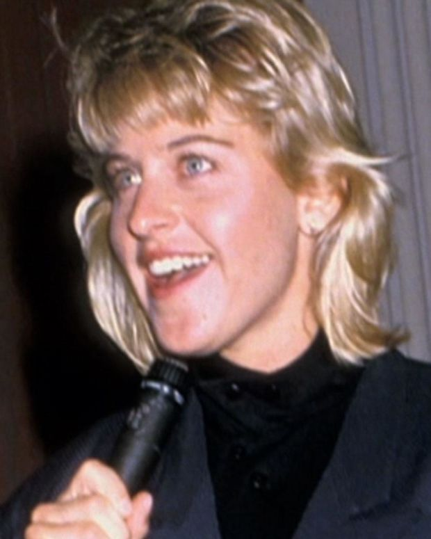 a biography of ellen degeneres Ellen degeneres a biography - in 1997 ellen degeneres made television history when she came out to the american public on her nationally syndicated (ean:9780313353710).