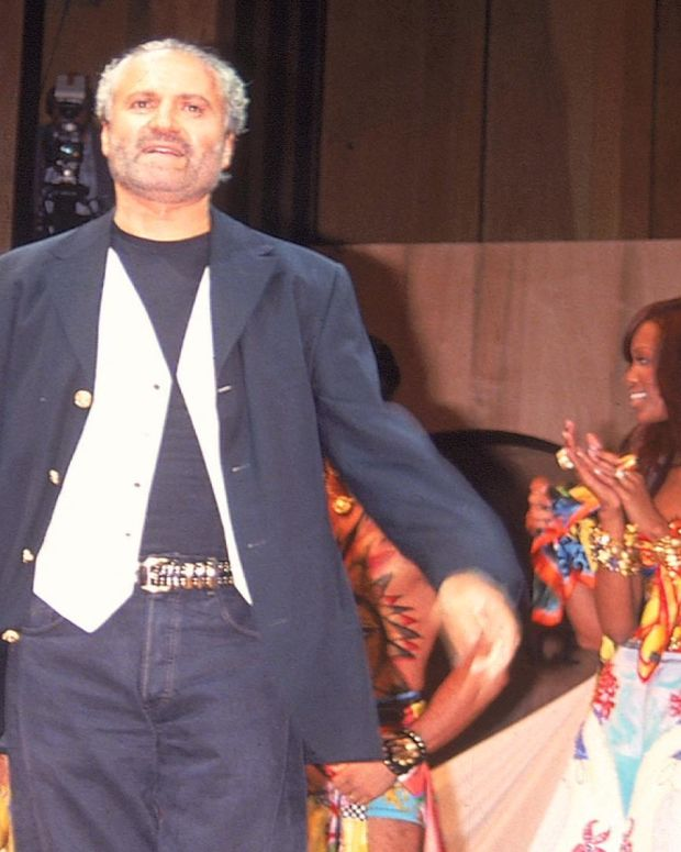 Gianni Versace Photo