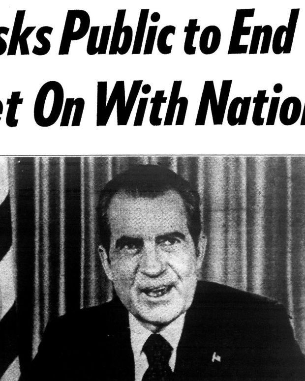 Richard Nixon - The Origins of Watergate