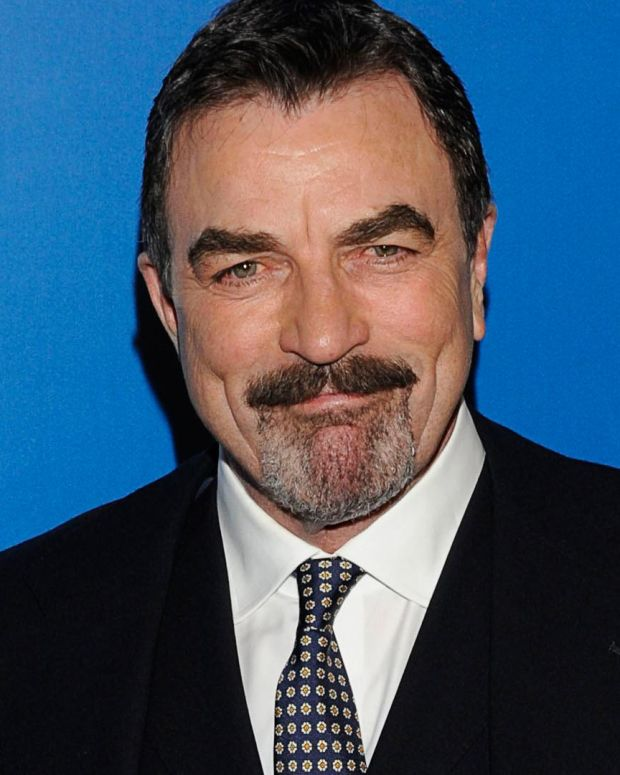 Tom Selleck - A Leading Man