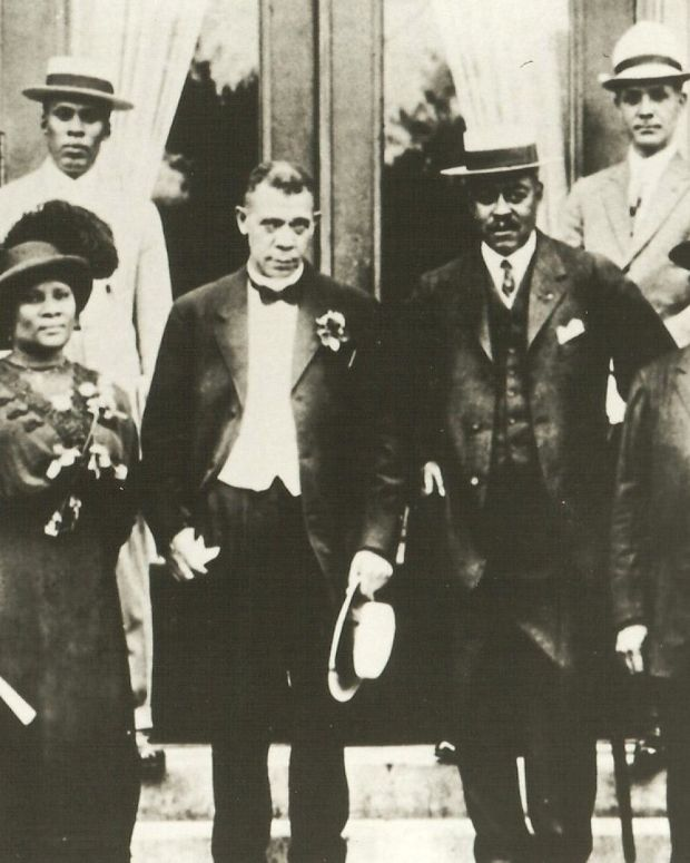 Madam C.J. Walker - Political Activist