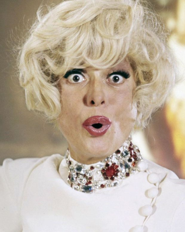 Carol Channing - Mini Biography