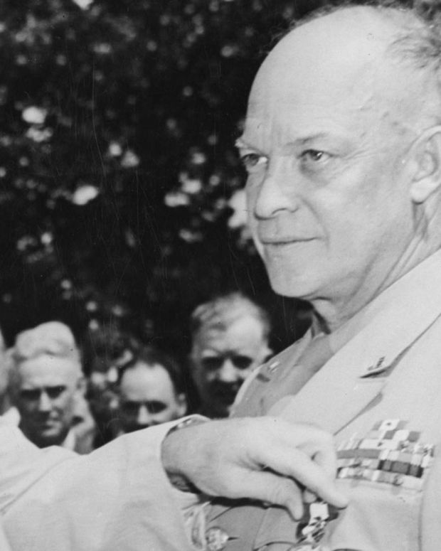 Harry Truman - Working with Dwight Eisenhower