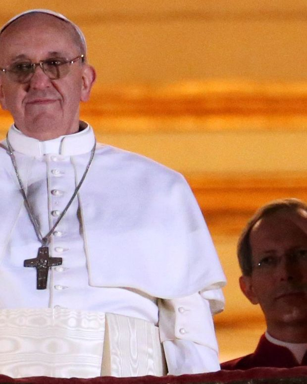 Pope Francis - Journey to the Papacy