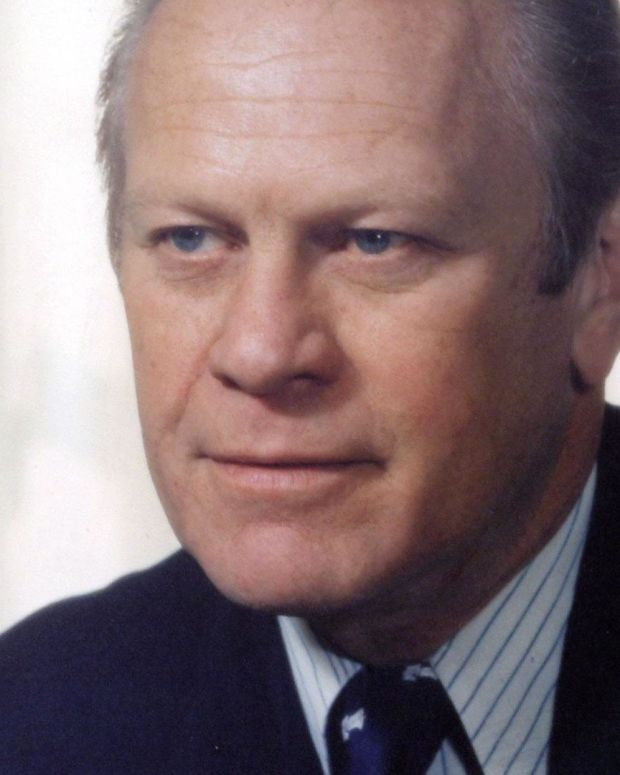 Gerald Ford - Mini Biography