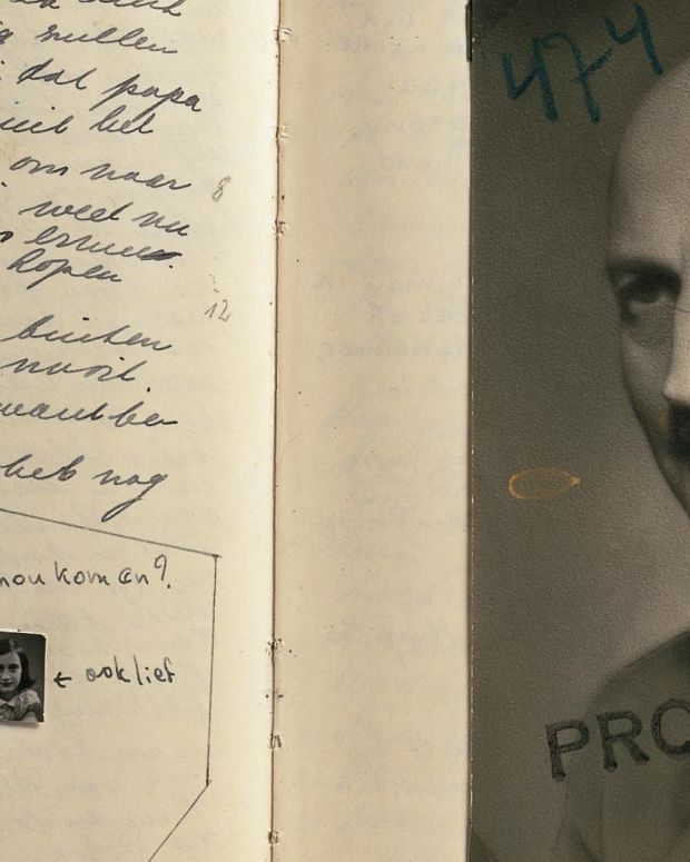 Otto Frank - Founding the Anne Frank House