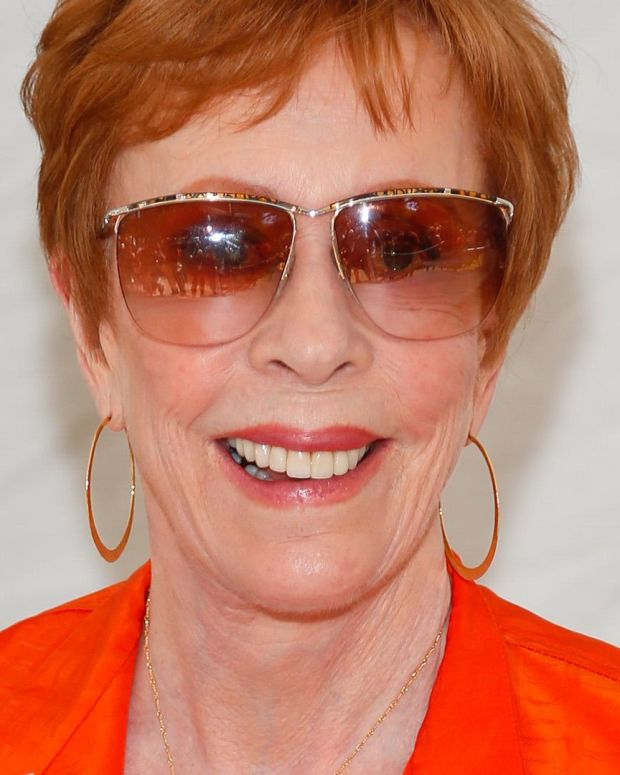 "Carol Burnett - ""Carrie and Me"""