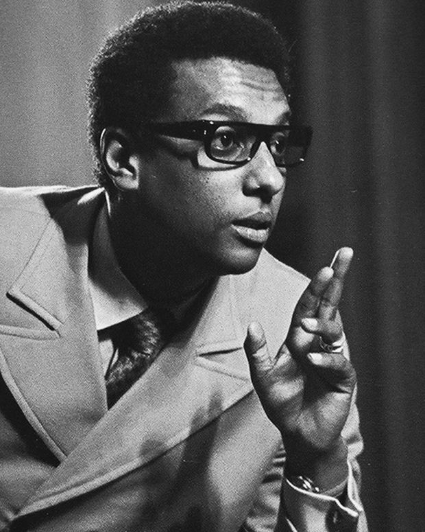 Stokely Carmichael - Civil Rights Speech