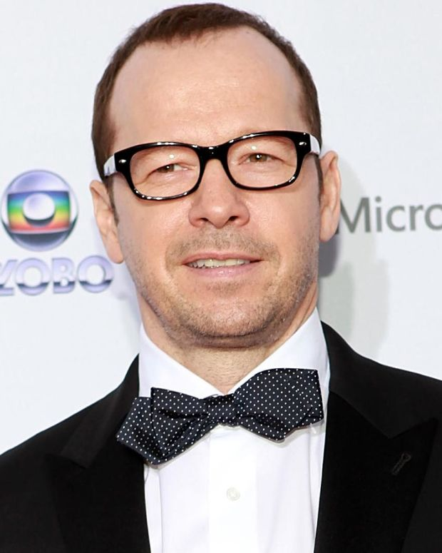 Donnie Wahlberg - Growing Up in the Spotlight