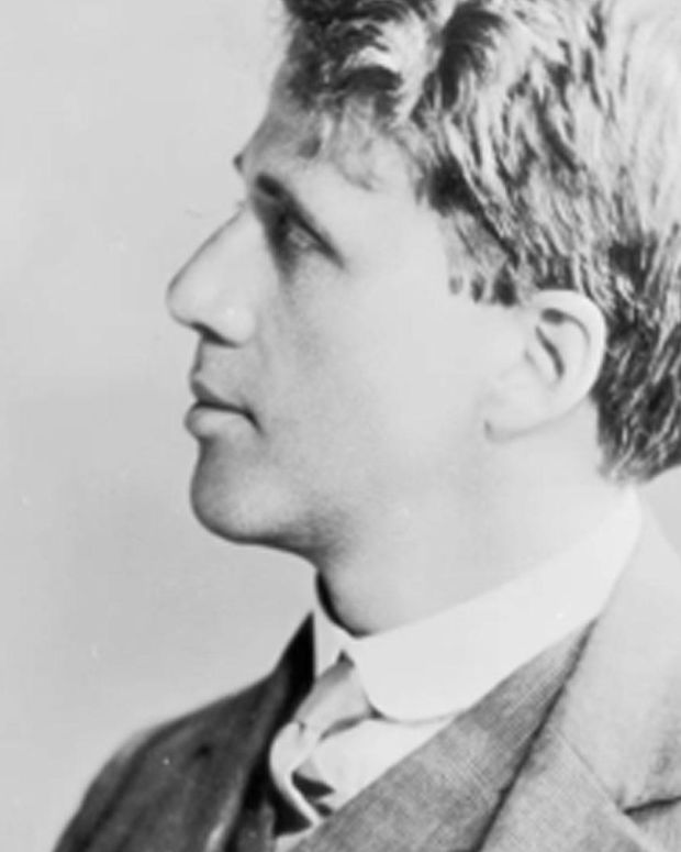 Robert Frost - Mini Biography