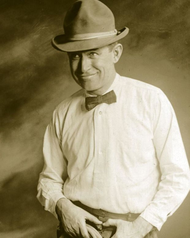 Will Rogers - The Cowboy Philosopher