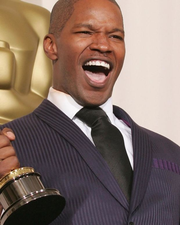 Jamie Foxx - Winning the Oscar