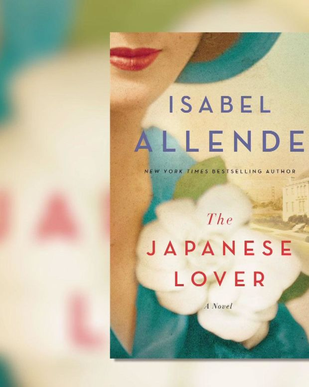 "Isabel Allende - ""The Japanese Lover"""