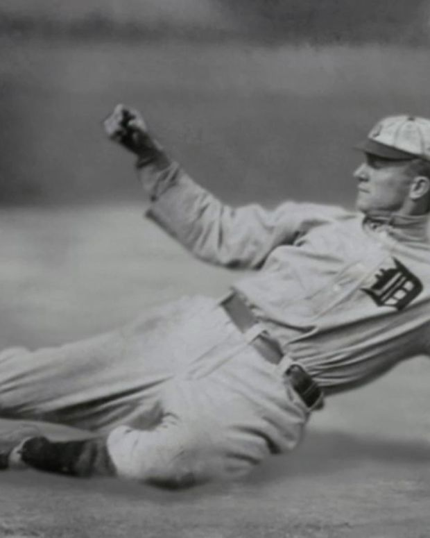 Ty Cobb - 5 Fascinating Facts