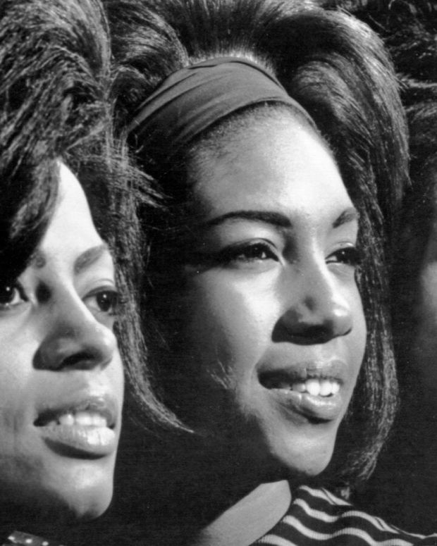 The Supremes: Where Did Our Love Go?