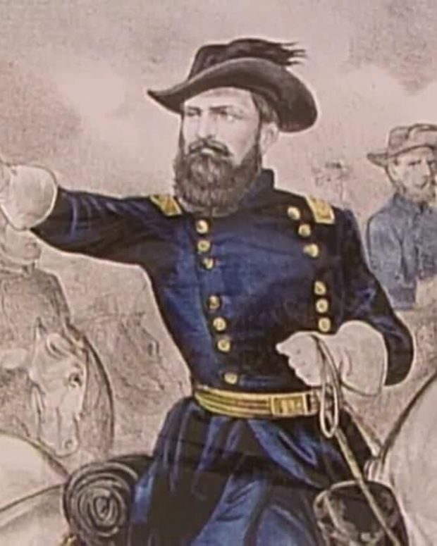 Ulysses S. Grant - West Point