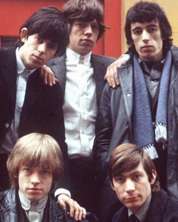The Rolling Stones - Full Biography