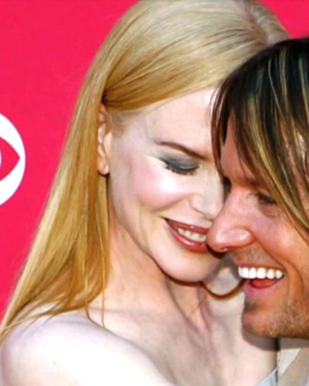 Nicole Kidman - Marrying Keith Urban