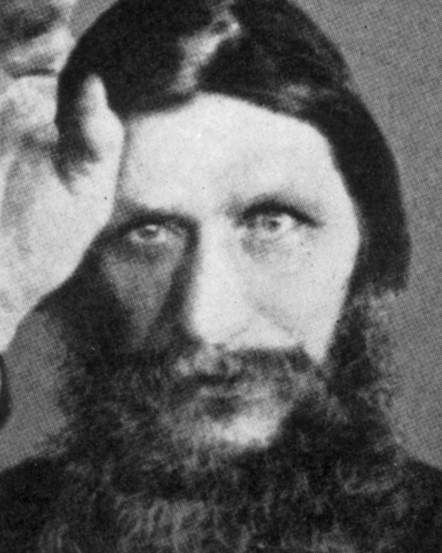 Rasputin - The Mad Monk