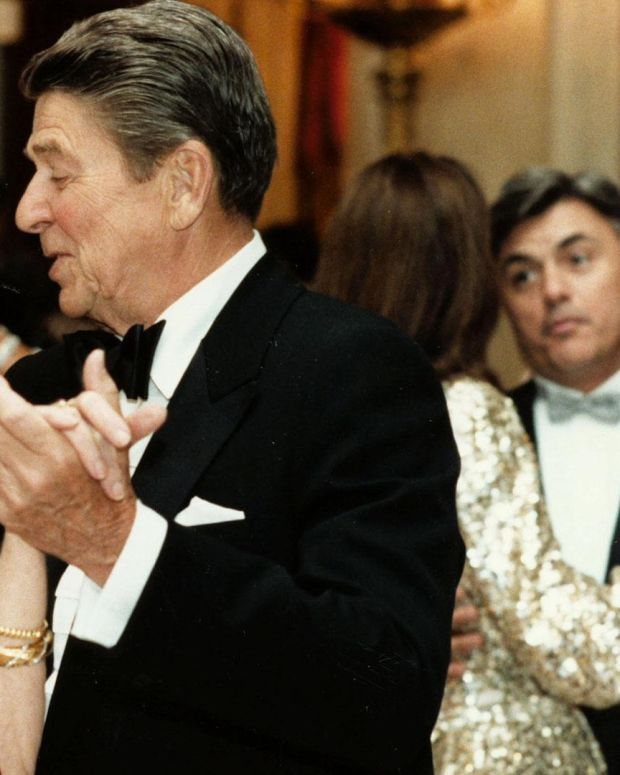 Sally Quinn on Ronald & Nancy Reagan: A Great Love Affair