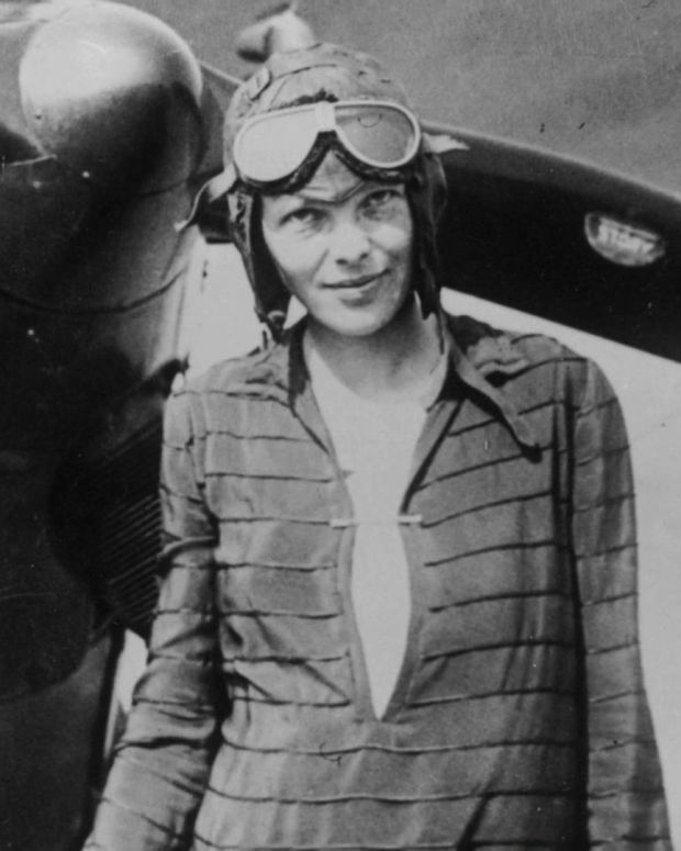 a biography of amelia earhart Women's history month spotlight: amelia earhart march 3rd, 2017 galina staff  recommendations amelia earhart is famed for being an early female.