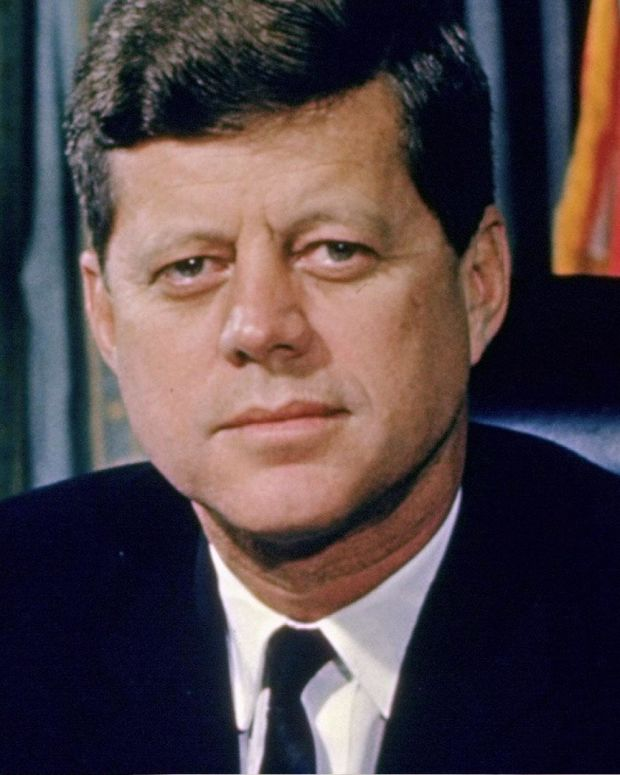 John F. Kennedy - Mini Biography