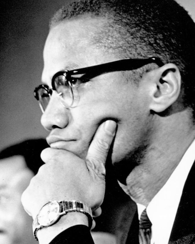 Malcolm X - An Outspoken Leader