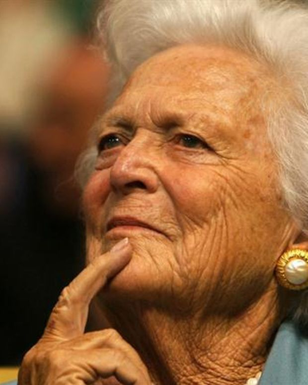 Barbara Bush - First Lady Bush