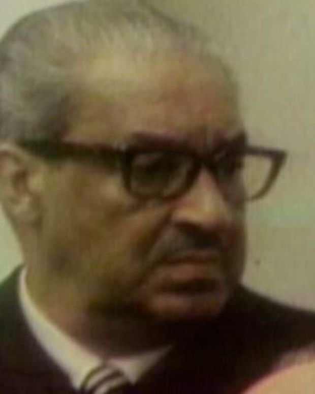 Thurgood Marshall - On the Supreme Court