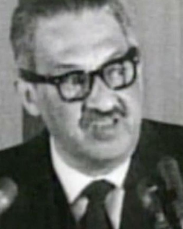 Thurgood Marshall - The Legacy of Thurgood Marshall