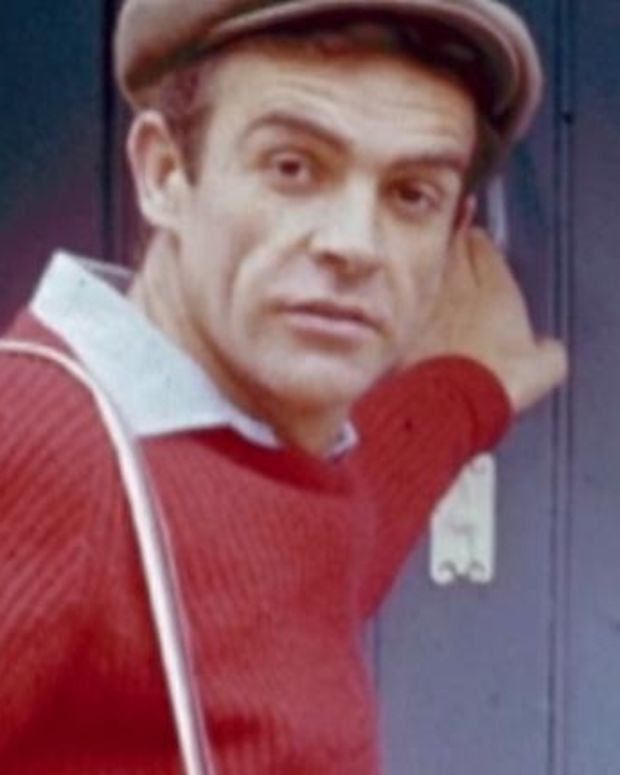 Sean Connery - First Acting Job