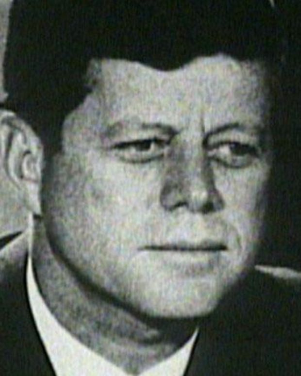 John F. Kennedy - Full Biography