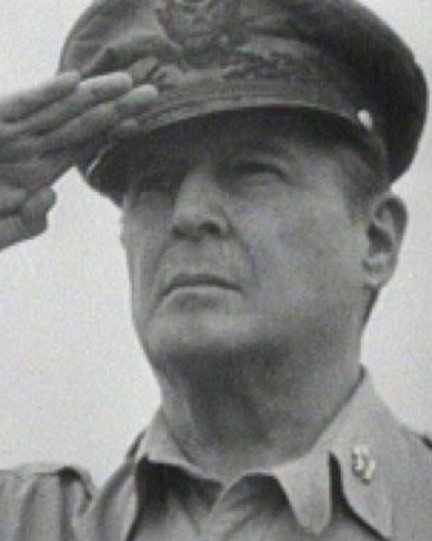 a short biography of general douglas macarthur Douglas macarthur (1880-1964) was an american general who commanded the southwest pacific in world war ii (1939-1945), oversaw the successful allied occupation of postwar japan and led united .