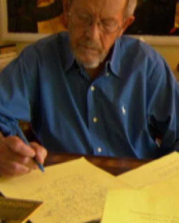 Elmore Leonard - Mini Biography