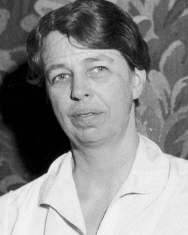 Eleanor Roosevelt - Mini Biography
