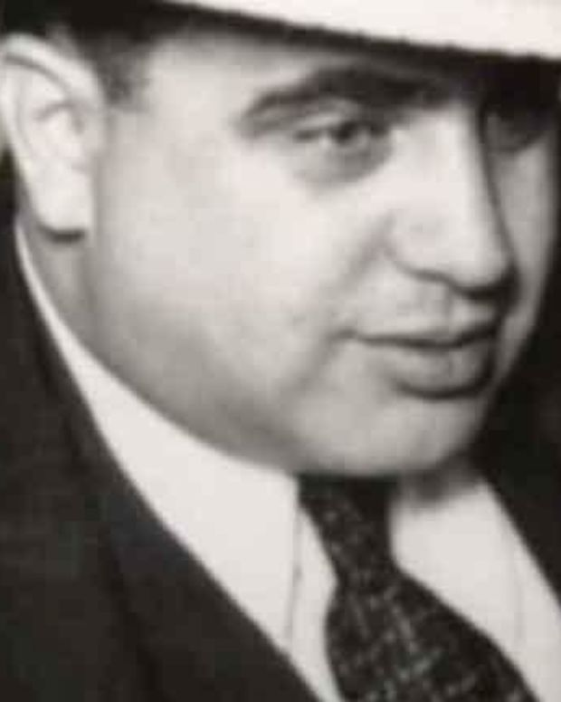a biography of alphonse capone and his rise to power Born on july 4th, 1902 in grodno, russia (now poland),  in his time as head of  waiters, he met al capone who was a frequent patron of the restaurant  he  then went to become a sailor, but the rise to power of benito.