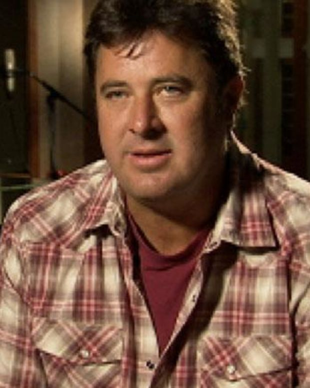 Carrie Underwood - Vince Gill on Carrie